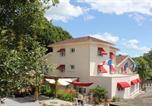 Hôtel Morcenx - Hôtel du Lac d'Arjuzanx-4