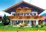 Location vacances Mittenwald - Ferienwohnung Alpenflora-1