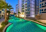 Location vacances Pattaya - Grand Avenue by Mypattayastay-2