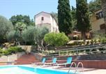 Hôtel Province de Grosseto - Madonna del Poggio B&B-4