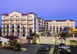 Hôtel Anaheim - Courtyard by Marriott Anaheim Theme Park Entrance-2