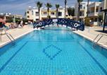 Hôtel Paphos - Kefalonitis Hotel Apartments-4