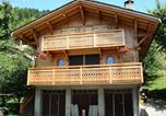 Location vacances Saint-Jean-d'Aulps - Chalet 7 pers. avec balcon vue montagne 70781-2