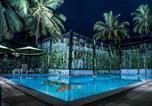 Hôtel Calangute - Fabhotel Prime Sarala Crown Calangute Beach-1