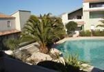 Location vacances Valras-Plage - Holiday home Cami de Canto Rano - 2-1