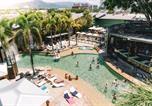 Hôtel Australie - Gilligan's Backpacker Hotel & Resort Cairns-1