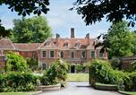 Hôtel Winchester - Lainston House, an Exclusive Hotel