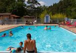 Camping avec Piscine Auvergne - Camping La Rochelambert-2