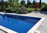 Location vacances Labastide-de-Lévis - Grand studio 42 m2 pour un couple dans propriété avec piscine-3