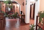 Hôtel Guatemala - Hotel Casa de Sofia-4
