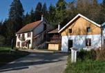 Location vacances Brey-et-Maison-du-Bois - Gîte au cœur du Parc Naturel du Haut-Jura-2
