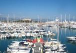 Location vacances Antibes - Magnifique 3 P Avec Balcon Vue Proximite Plage-2