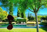 Location vacances Cucuron - Le Pavillon de Galon-2