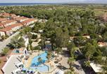 Camping avec Quartiers VIP / Premium Saint-Cyprien - Homair - La Palmeraie-1