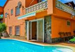Location vacances Tordera - Nice home in Pineda de Mar w/ Outdoor swimming pool, Wifi and Outdoor swimming pool-1