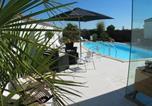 Location vacances Beurlay - Chambres d'Hôtes Le Logis du Port Paradis-3
