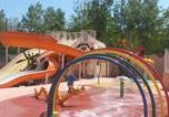 Villages vacances Rustiques - Camping Les Sables du Midi-3