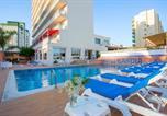 Hôtel Canals - Gandia Playa-4