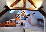 Location vacances  Aveyron - Loft Sous Les Combles - Loft Under The Rafter-1