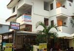 Hôtel Phra Singh - Thapae Gate Lodge-1