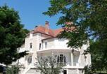 Hôtel Lanouaille - Vue du Château d'Excideuil-1