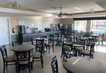 Hôtel Galveston - Galveston Beach Hotel-4