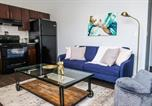 Location vacances Independence - Extraordinary 1br/1ba + Kitchen - Downtown Kc-3