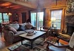 Location vacances Lake Lure - Southern View Cabin-4
