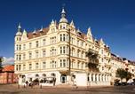 Hôtel Stralsund - Hotel Stralsund-1