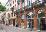 Hôtel Balma - Résidence Ramblas-1
