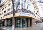 Hôtel Almaty - Kazzhol Park Hotel Almaty-1