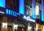 Hôtel Groix - Hotel The Originals Lorient Les Océanes (ex Inter-Hotel)-4
