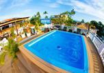 Hôtel Boca Chica - Friohot Boca Chica-1