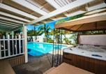 Location vacances Anaheim - Palm Villa-4