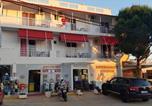 Hôtel Φαιακες - Hotel Sea View Ksamil