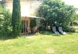 Location vacances Monestiés - Peaceful Cottage with Swimming Pool in Fayssac France-1