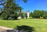 Camping avec Piscine Saint-Pardoux - Camping Du Chateau De Leychoisier-4