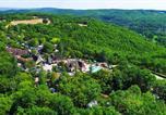 Camping avec Piscine Souillac - Les Castels Domaine de La Paille Basse-1