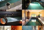 Hôtel Tanzac - Chambre d'Hôtes La Grenade Bleue-1