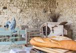 Location vacances Saint-Quentin-de-Caplong - Riocaud Chateau Sleeps 11 Pool Wifi-4