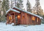 Location vacances Whitefish - Foothill Cabin-1