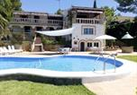 Location vacances Santa Ponsa - Casa Nova w/ beautiful pool and Sea View-1