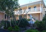 Hôtel North Redington Beach - Johns Pass Beach Motel-1