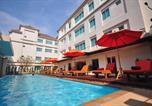 Hôtel Lat Krabang - Avion Hotel-2