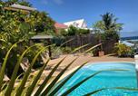 Location vacances Saint-Francois - Villa rue Raisins Clairs-4