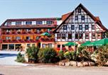 Hôtel Loßburg - Hotel Gasthof Löwen-1