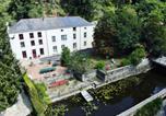 Hôtel Yzernay - Moulin Pont Vieux Chambres d'hôtes-1