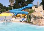 Camping avec Quartiers VIP / Premium Pyrénées-Orientales - Chadotel Les Jardins Catalans-2