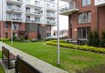 Location vacances Gdańsk - Euro Apartments Szafarnia Delux-4
