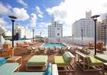 Hôtel Miami Beach - The Claremont Hotel-1